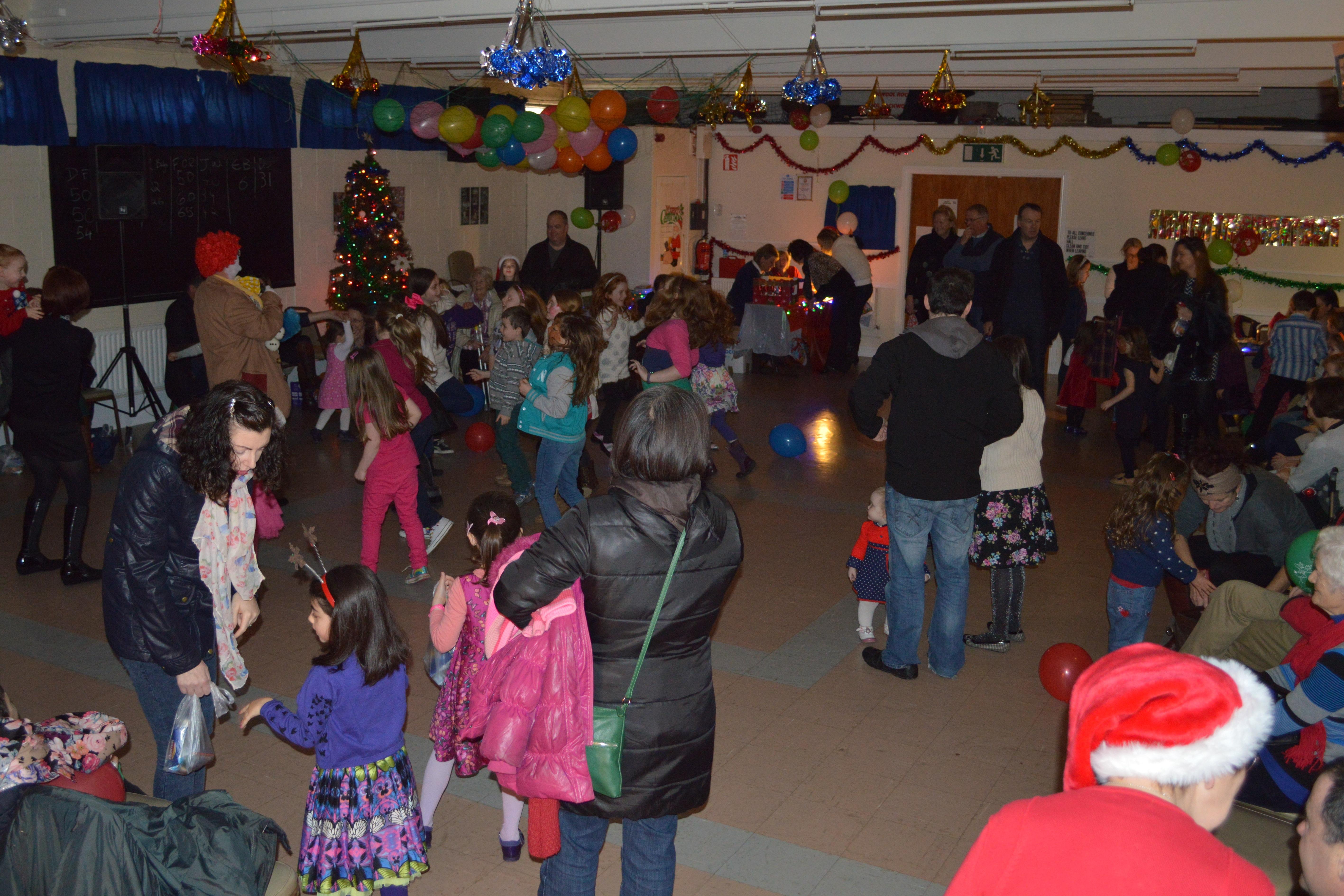 BRA Santa Party 2013 058