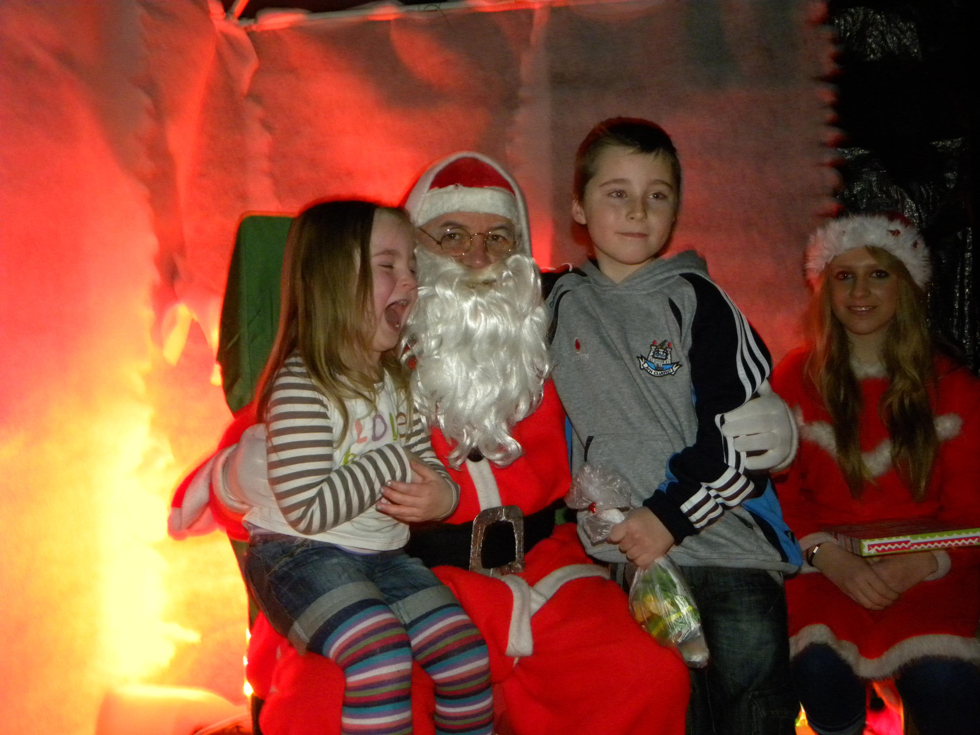 Santa Visit 2011 025