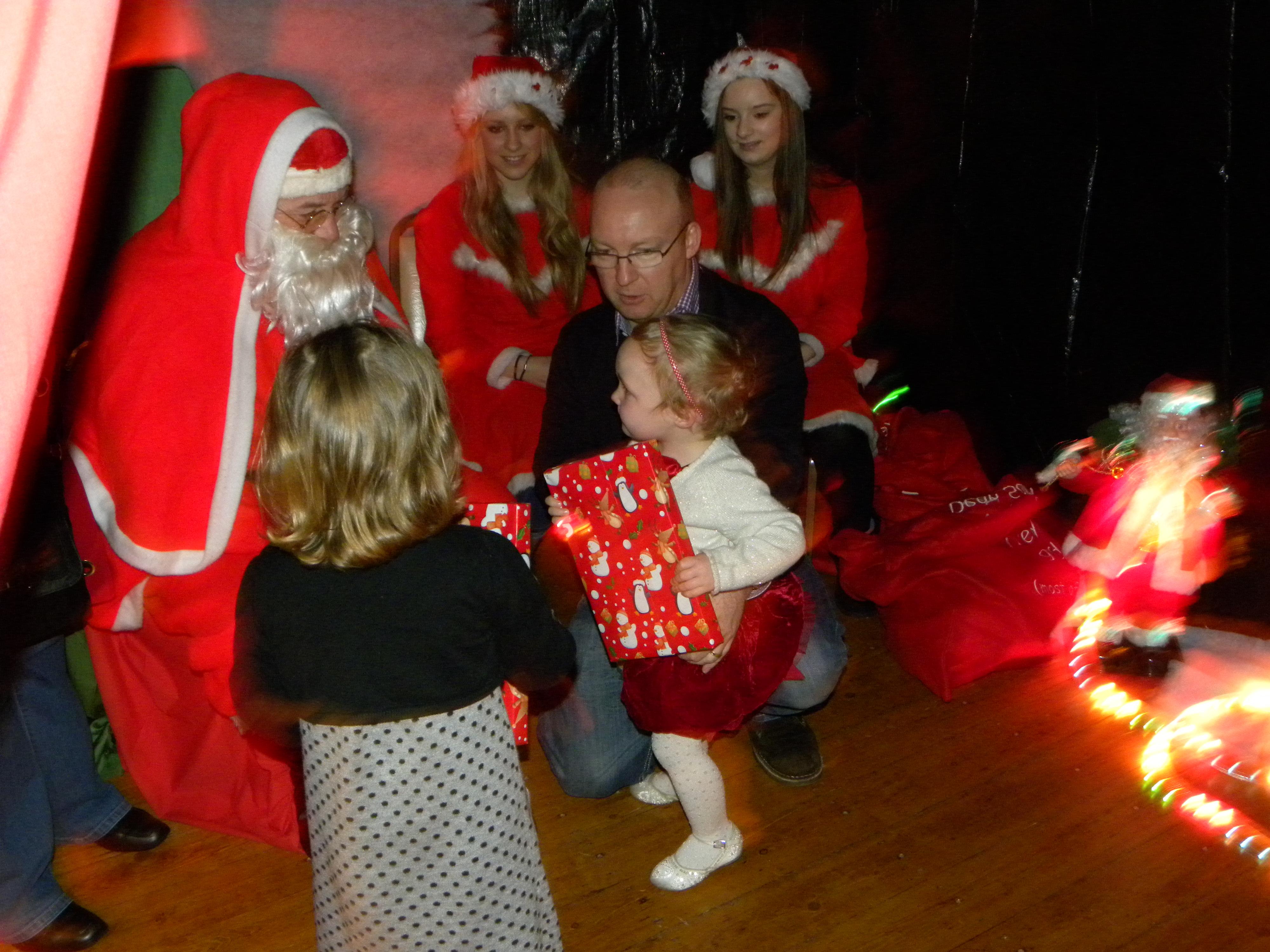 Santa Visit 2011 033