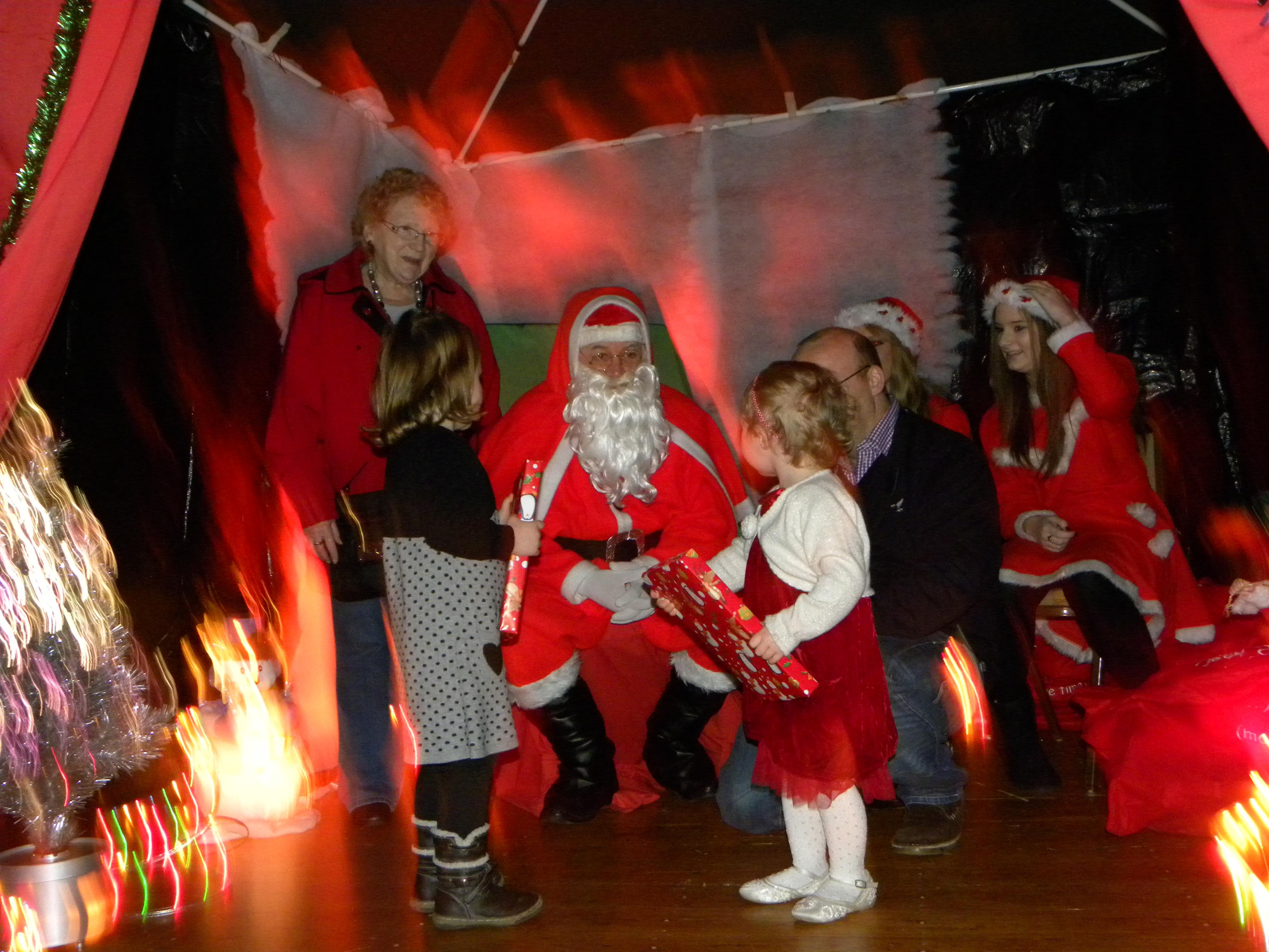 Santa Visit 2011 034