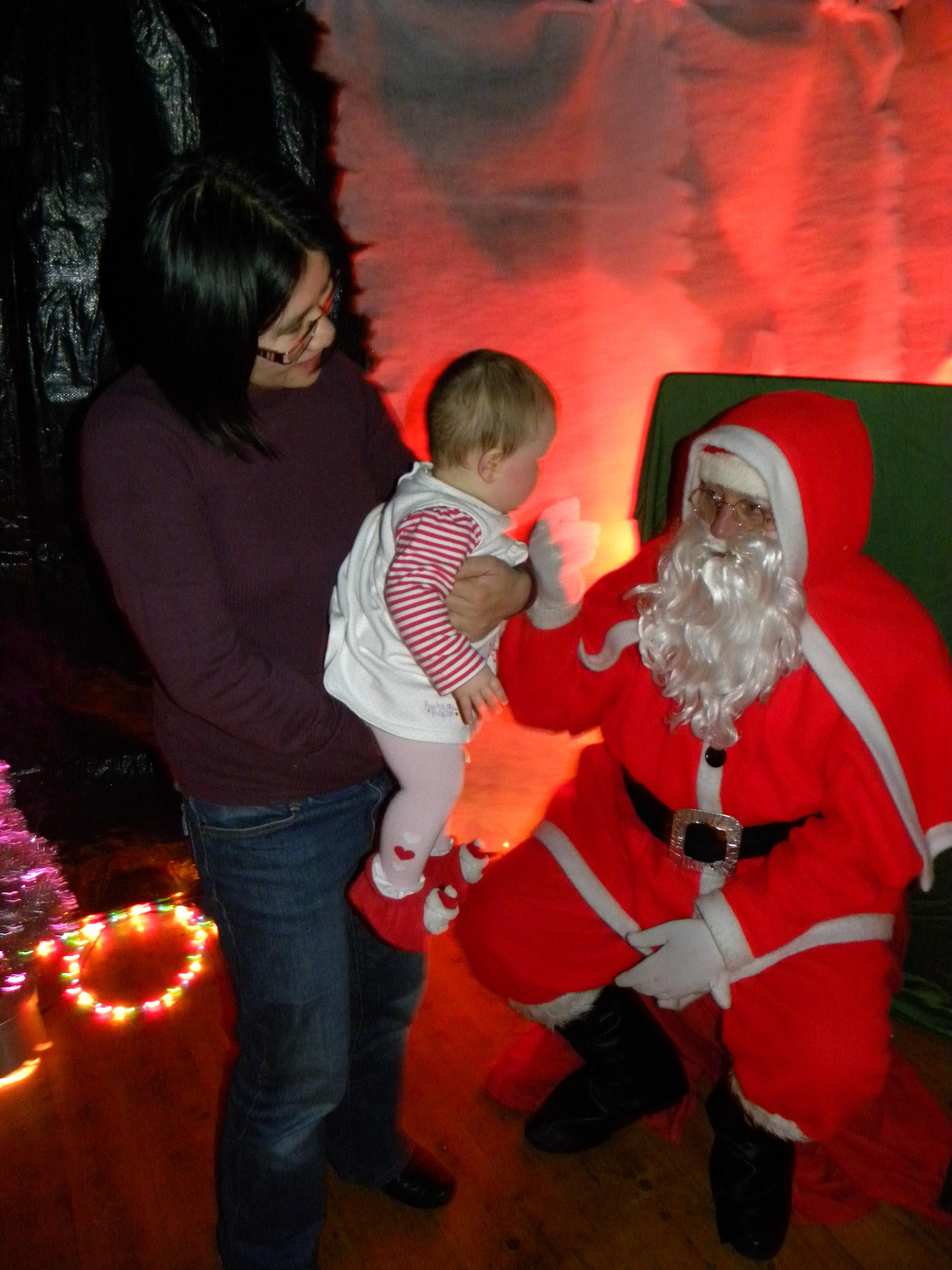 Santa Visit 2011 085