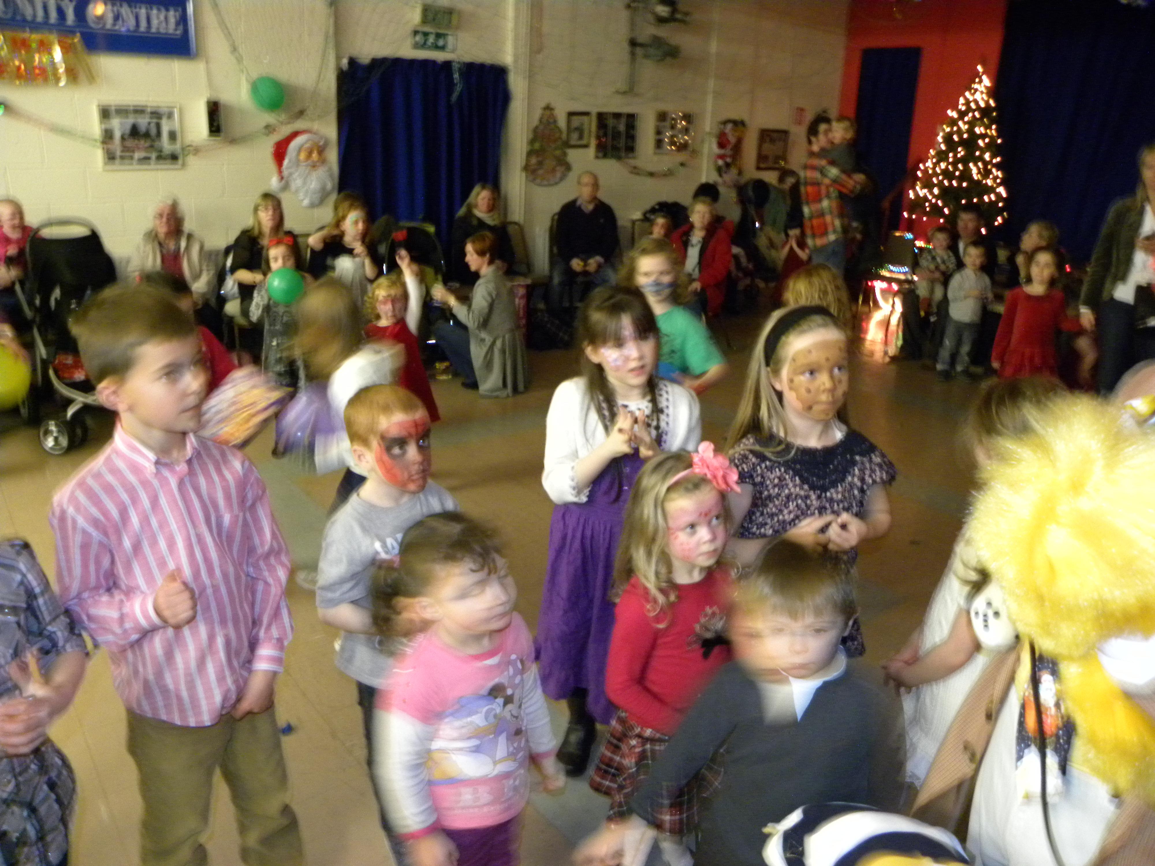 Santa Visit 2011 090