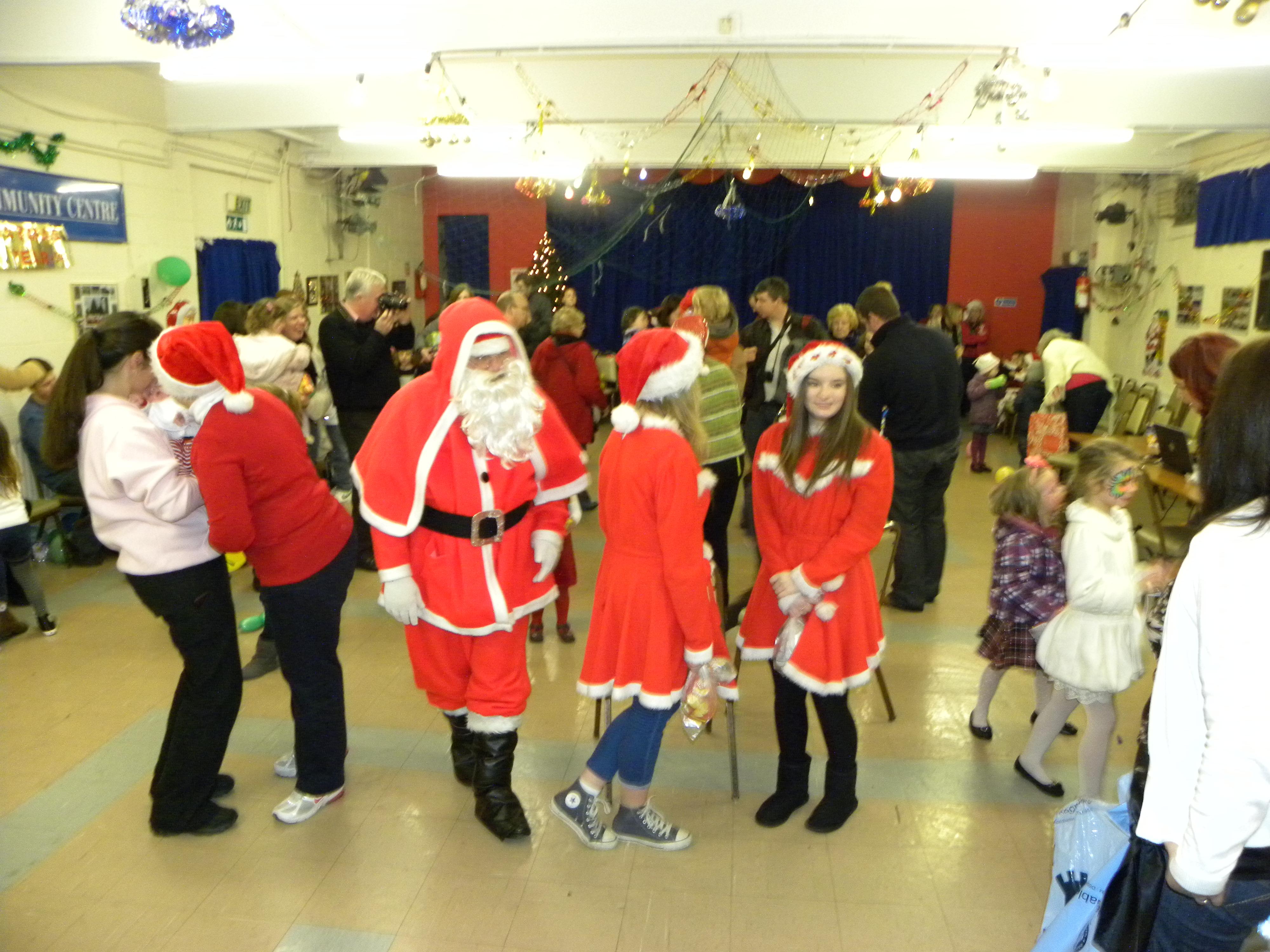 Santa Visit 2011 101