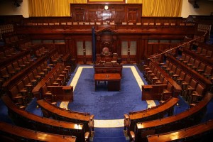 Dail Chamber - Beaumont Residents Association